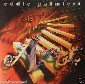 Eddie-Palmieri-Arete-CD-1995-RMM-Latin-Jazz-Near-MINT
