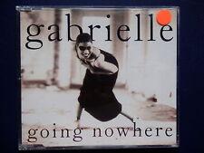 Gabrielle Going Nowhere 6 Mix Promo 1993 CD single rare