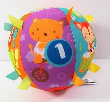 VTech Baby Lil' Critters Roll and Discover Ball Infant Developmental Toy