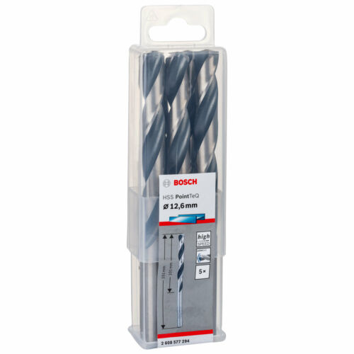 Bosch HSS PointTeQ Drill Bit 2.5mm Pack of 10