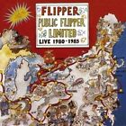 Public Flipper Limited, Live 1980 - 1985 by Flipper (CD, Jun-2009, 2 Discs, Domino)