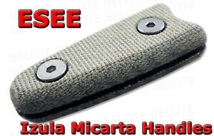 ESEE-Izula-II-Rplcmnt-Micarta-Handle-Slabs-IZULA-HANDLE