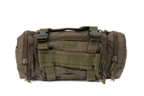 SNUGPAK Response Pack Nero//Verde Bumbag Waistbag responsepak Bum Borsa Da Vita Pak