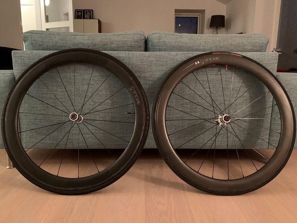 Hjul, Bontrager Aeolus 5 Carbon hjulsæt