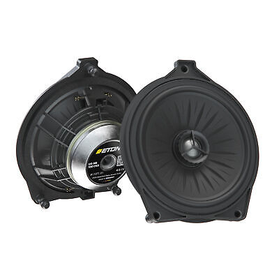Eton UG B100 XN BMW Lautsprecher Koaxial 1 Paar Heck 2-Wege Speaker Plug/&Play