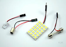 LED Panel 24 SMD 5050 Innenraumbeleuchtung Transporter Laderaum Camping Taxi