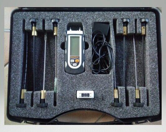 Materialfeuchte - Messgerät DampMaster Pro - Laserliner