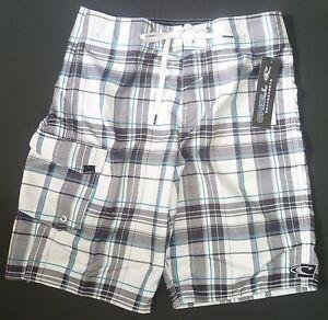 Mens-O-039-NEILL-ONEILL-Swim-Board-Shorts-Trunks-size-30-NWT-0045