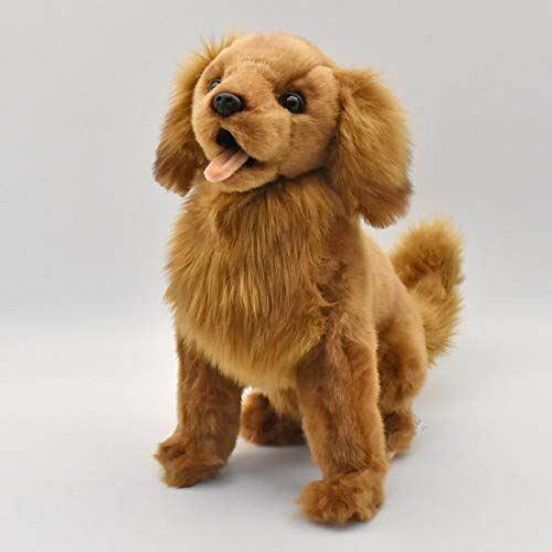 Hansa Golden Retriever Pup 11  H