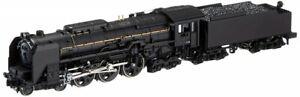 Kato-2017-6-Junior-Vapeur-Locomotive-Type-C62-Joban-Ligne-pour-Yuzuru-Echelle-N