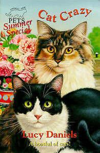 Animal-Ark-Pets-Summer-Special-1-Cat-Crazy-Daniels-Lucy-Very-Good-Book