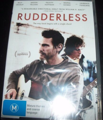 1 of 1 - Rudderless (Australia Region 4) DVD – New