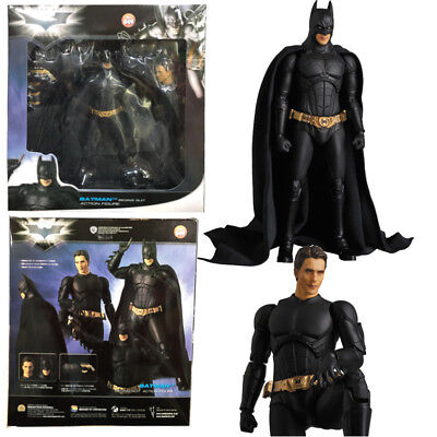 GüNstig Einkaufen Mafex No 049 Dc Comics Batman Begins Suit Collection Action Figures Medicom Toy Fortgeschrittene Technologie üBernehmen