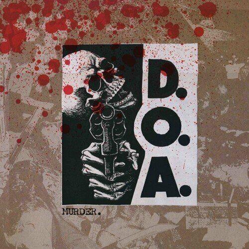MURDER - D.O.A. [CD]