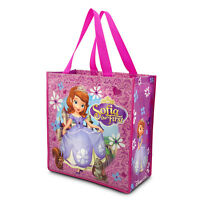 Disney Store Sofia The First Princess Reuseable Grocery Shopping Eco Tote Bag