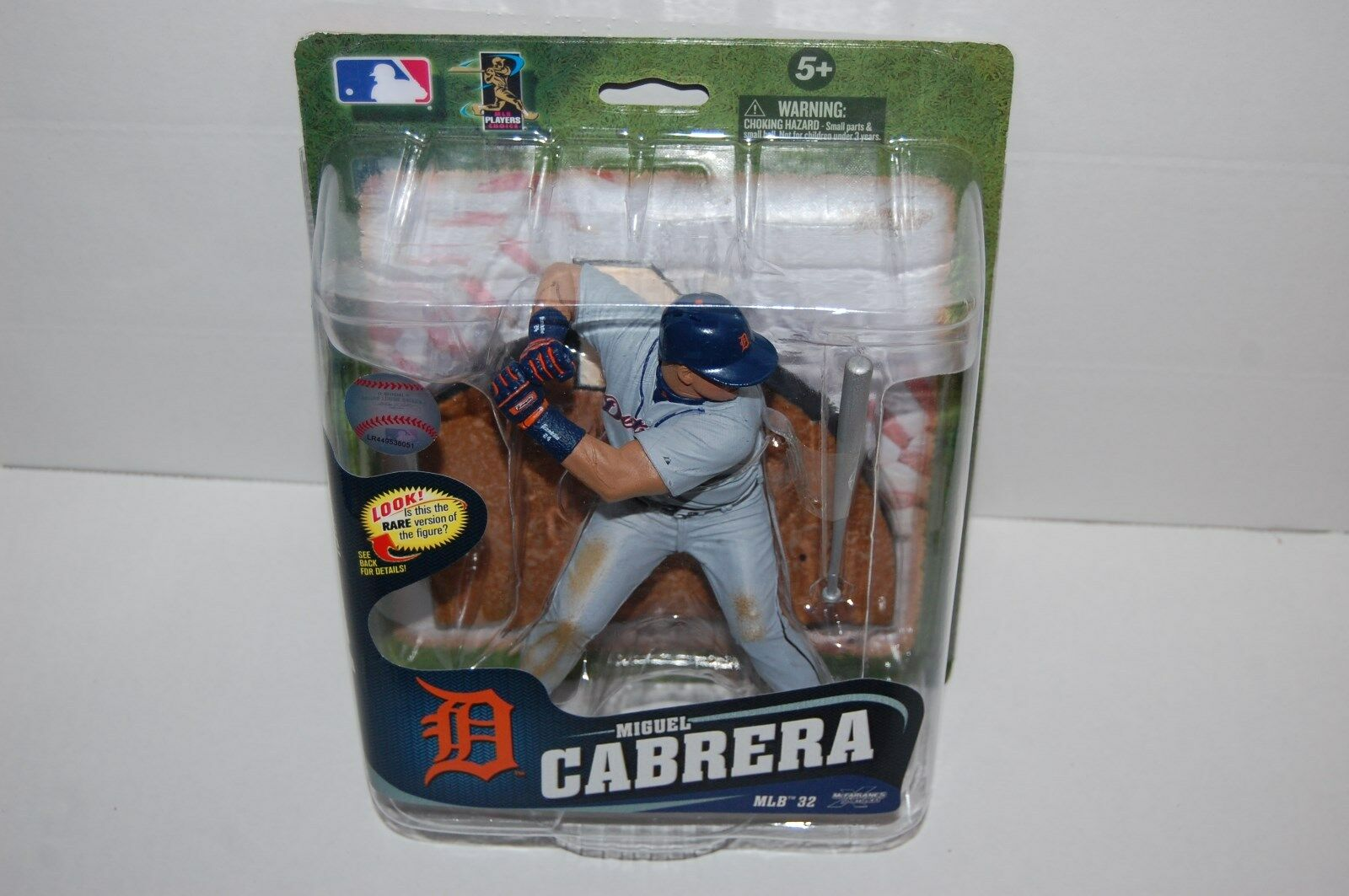 DETROIT TIGERS MIGUEL CABRERA  MLB SERIES 32 BRONZE CL 0048 1500 AF