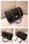 miniatura 1 - Borsa Borsetta Tracolla Grande da Donna elegante Trapuntata con catene eco pelle