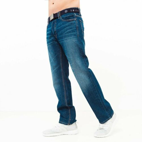 Smith /& Jones Uomo Jeans Bootcut Enrico