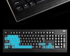 AULA Blue Backlit Demon King Wired USB Gaming Mechanical Keyboard for Windows 8