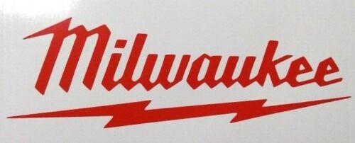 FREE UK P/&P MILWAUKEE  Sticker car decal