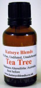 Tea-Tree-Essential-Oil-x-25ml-Therapeutic-Grade-100-Pure