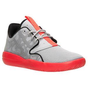 82ef44b6637c 724042-006 Boy s Air Jordan Eclipse Basketball Shoes Wolf Grey ...