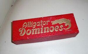 Dominoes includes Retro design Tin 28 piece Set Brand New /& Boxed