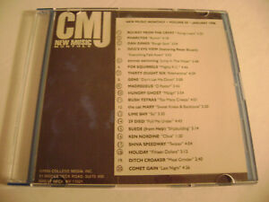 CMJ-New-Music-Monthly-Vol-29-CD-Sampler-Rocket-From-The-Crypt-Pharcyde
