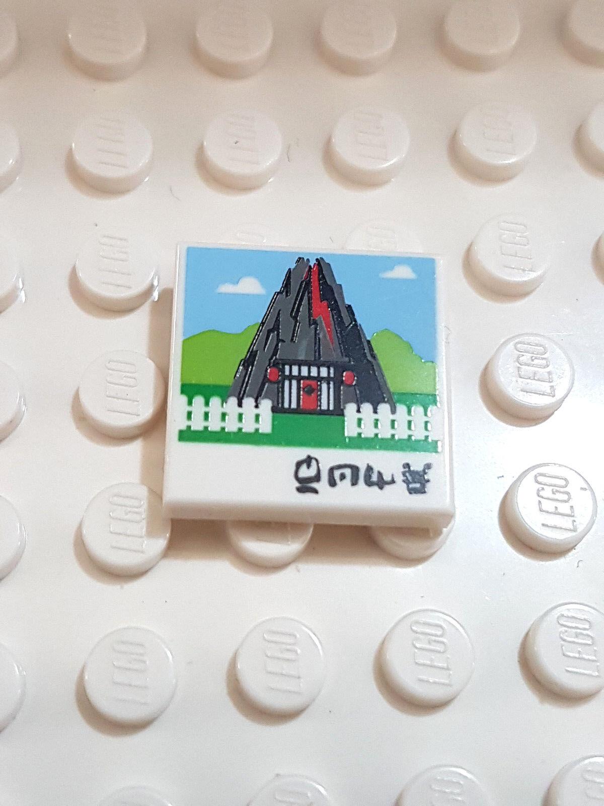LEGO-Minifigures Série  injago film X X X 1 carrelage pour Flashback Garmadon parts   Achats En Ligne  57eca2