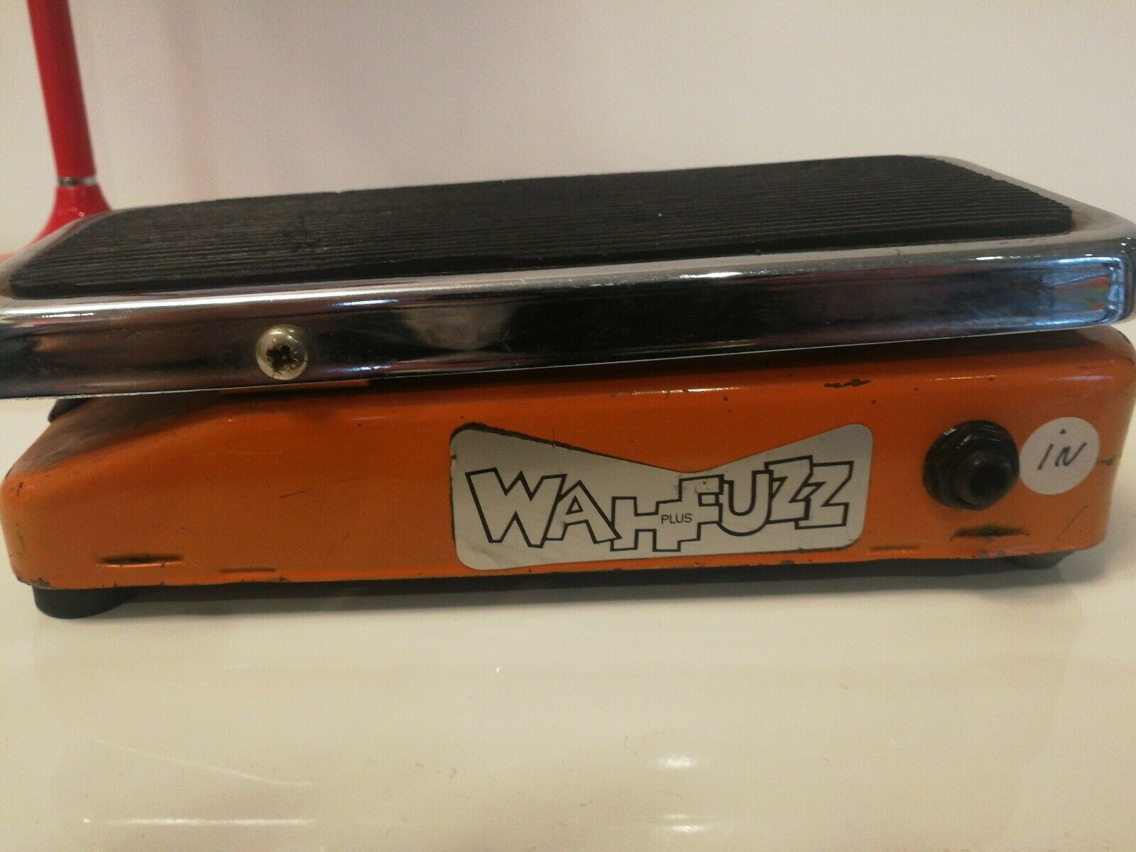 Pedale Sola Sound Farbesound Wah Plus Fuzz 70th