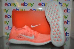 fa6c37e0a33fe Nike Free RN Flyknit 2018 Womens running Shoes 942839 801 Crimson ...