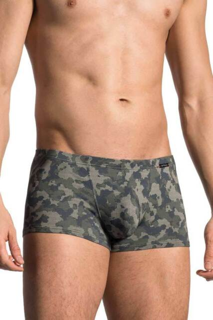 OLAF BENZ Shorts camouflage L RED1706 107740