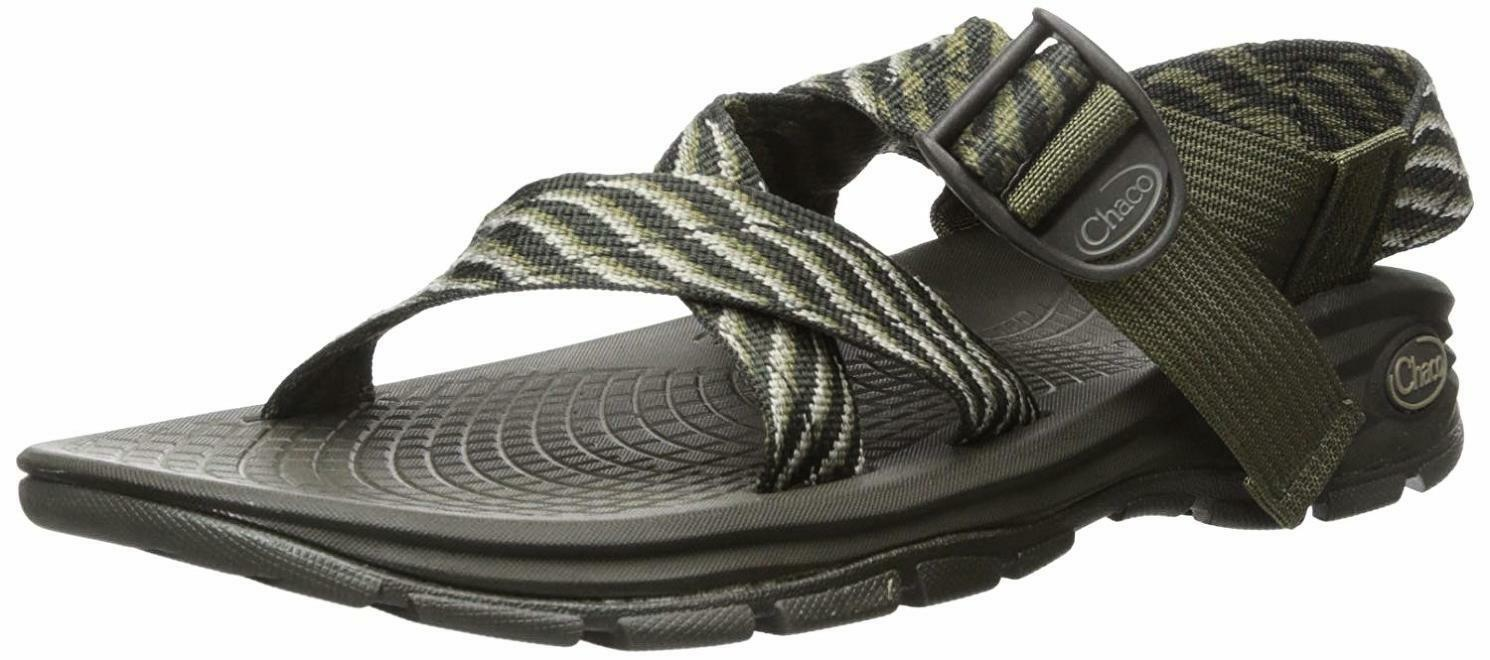 Chaco Men Athletic Cordage Olive Sandals Size 14 NEW  100
