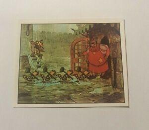 Panini-Robin-des-bois-264-Walt-Disney-Productions-Figurine-Sticker-1982-82