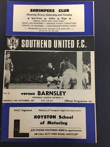 13111967 Southend United v Barnsley Division 4 - Wotton-under-Edge, United Kingdom - 13111967 Southend United v Barnsley Division 4 - Wotton-under-Edge, United Kingdom