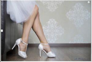 Scarpe Sposa Di Lusso.Scarpe Sposa Tacco Alto Comode Belle Firmate Di Lusso Sandalo