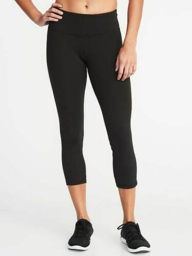 Old Navy Mid-Rise Elevate Compression Crops for Women XL