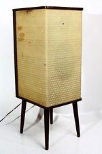 großer alter RFT Sterio Lautsprecher Standlautsprecher Speaker Box Retro Kult