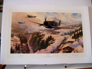 Winter-Patrol-Me109-Gunther-Rall-Nicolas-Trudgian-JG52-Aces-Signed-Aviation-Art