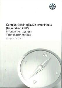 VW-COMPOSITION-DISCOVER-MEDIA-2-GP-2017-Infotainment-Betriebsanleitung-RN