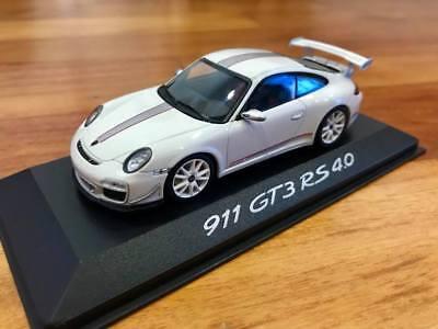Porsche 911 991.2 GT3 RS Weissach Package • NEU • Minichamps WAP0201620J 1:43