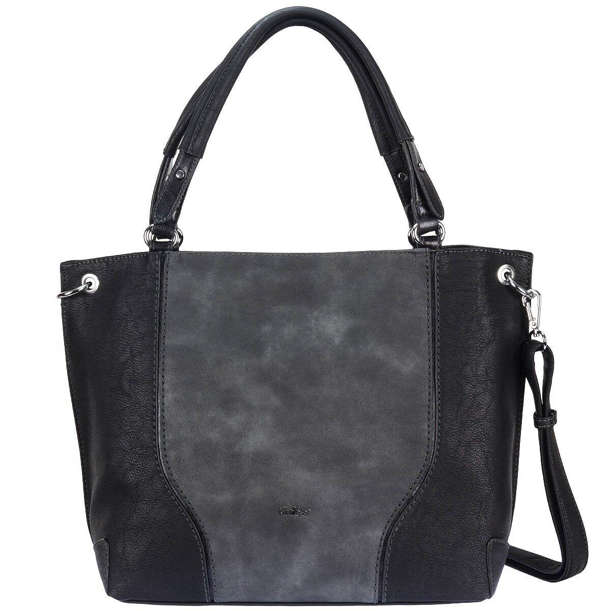 Gabor Treviso Damen Shopper Handtasche Henkeltasche Schultertasche Handbag Handbag Handbag 7659 | eine große Vielfalt  e72862