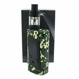 Details about SMOK ALIEN KIT - 220W TC MOD - TFV8 BABY TANK /CAMO FULL 100  % AUTHENTIC on sale