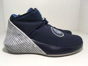Nike Air Jordan Why Not Zero.1 Georgetown Navy AA2510-406 Men s ... 656438f9d