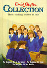 The Enid Blyton Collection:  Naughtiest Girl in the School ,  Naughtiest Girl Again ,  Naughtiest Girl is a Monitor by Enid Blyton (Hardback, 1992)