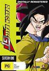 Dragon Ball GT Remastered : Season 1 (DVD, 2009, 5-Disc Set)