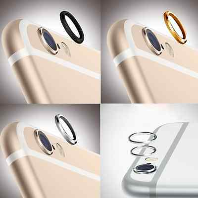 Camera Lens Protective Case Cover Ring Installed Case for Apple iPhone 6 6S Plus