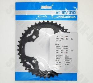 0045073847a Shimano 42T Chainring 10-Speed for SLX FC-M660-10 MTB Chainset, PN ...