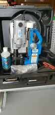 Hougen Hmd904 Magnetic Mag Drill Press 115v With Carrying Case 0904101