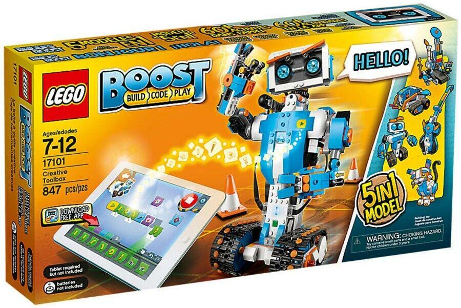 LEGO Boost Creative strumentoscatola Set   17101  qualità autentica